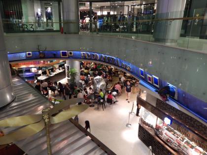シンガポール2014.5フードコート