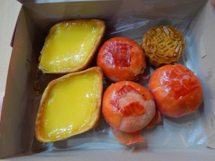 シンガポール2014.5中華菓子
