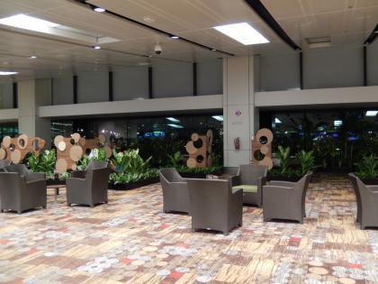 シンガポール2013.5チャンギ空港
