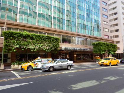 台北2014.7台北ホテル・グロリアプリンス