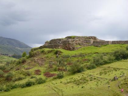 ペルー2014.1クスコ郊外ケンコー