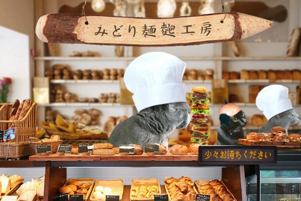 パン屋24