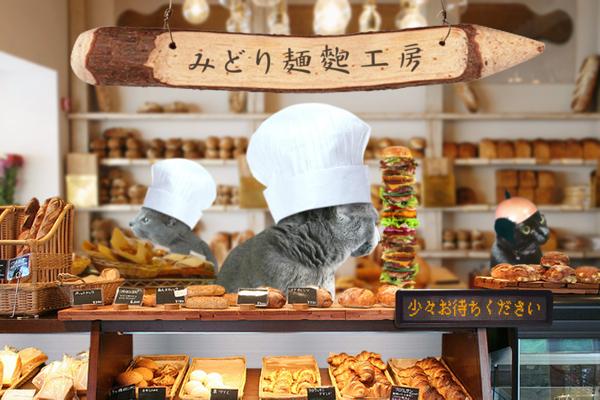 パン屋30