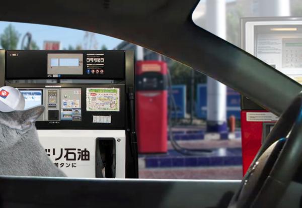 ガソリンスタンド14