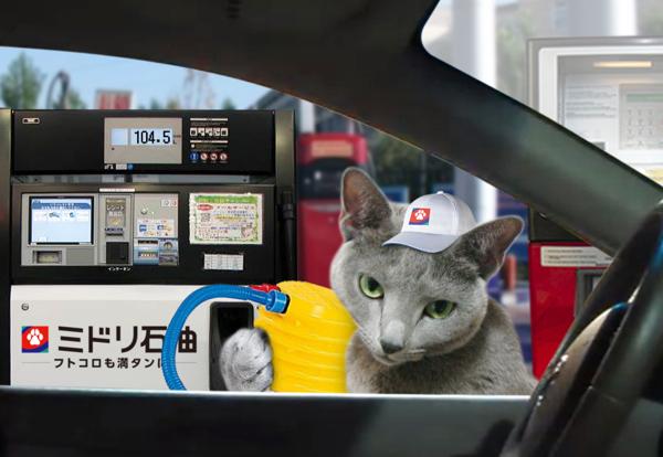 ガソリンスタンド27
