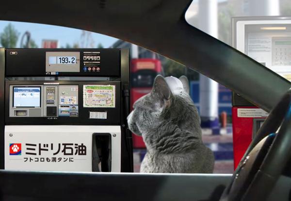 ガソリンスタンド33