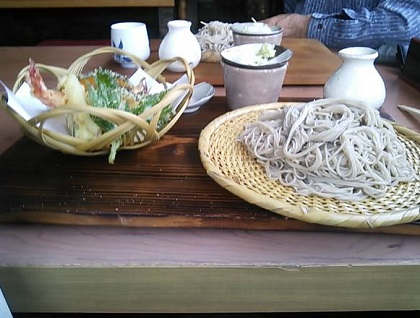 天ぷらそば001