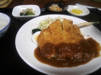 豚カツ定食001