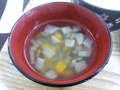 新潟郷土料理 のっぺい汁