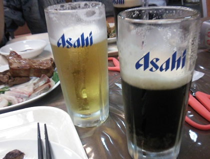 ホテル 鉄輪 生・黒ビール001
