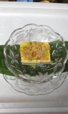 140717黄身塩豆腐