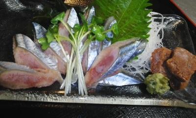 140819秋刀魚のルイベ