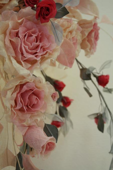 ブログガーゼークロスの薔薇1
