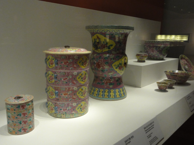 2013年3月28日 国立中央博物館 ペラナカン展1