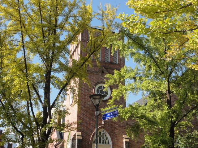 2013年10月23日 徳寿宮キル 教会