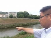 1408伏見:山科川