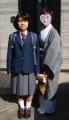 入学の日2