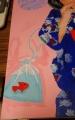 「7歳の夏祭り」塗り15回目