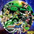 仮面ライダーガイム(DVD3)
