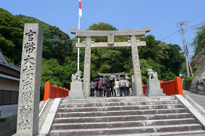 福岡県 宗像大社中津宮 2