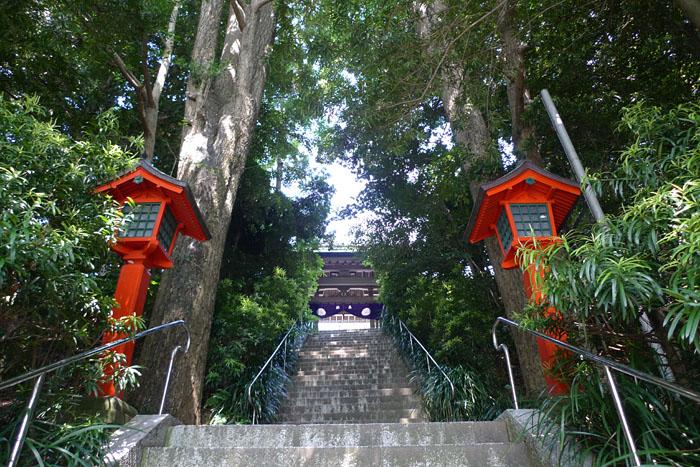 福岡県 宗像大社中津宮 8