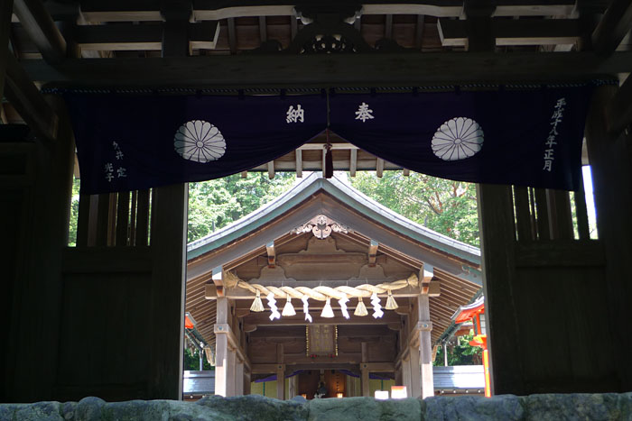 福岡県 宗像大社中津宮 9