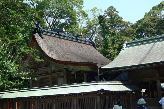 福岡県 宗像大社中津宮 10