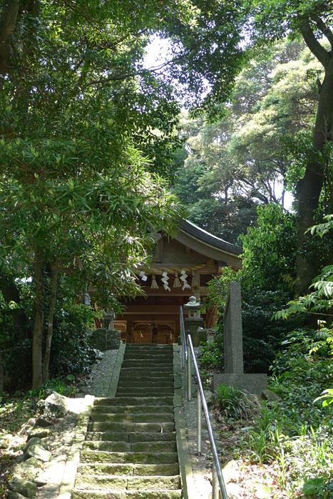 福岡県 宗像大社中津宮 16