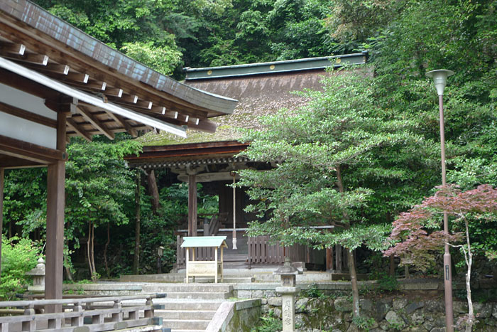 月読神社  京都府 1