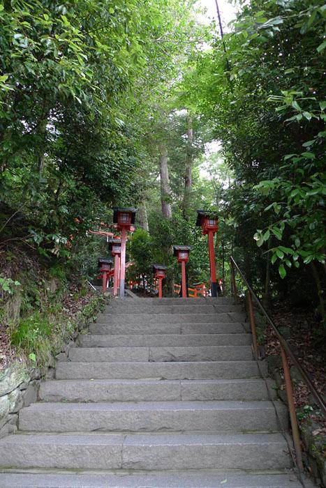 櫟谷宗像神社 京都府 嵐山 1