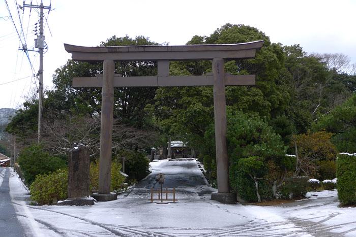 水若酢神社  隠岐の島 1