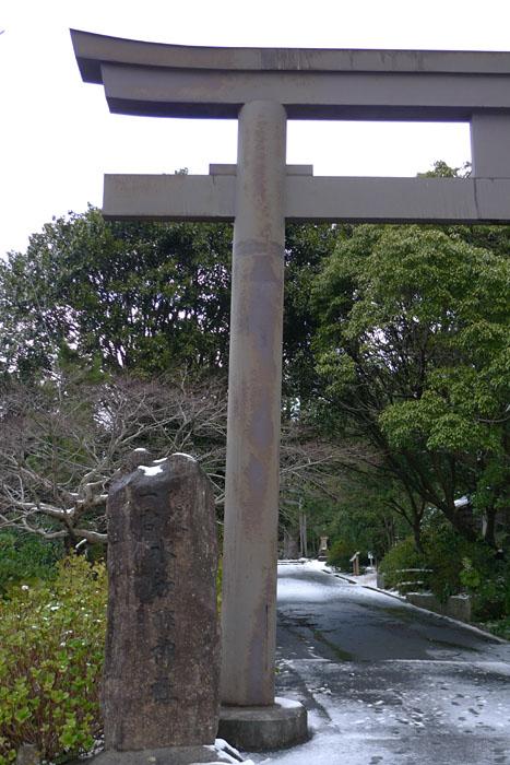 水若酢神社  隠岐の島 2