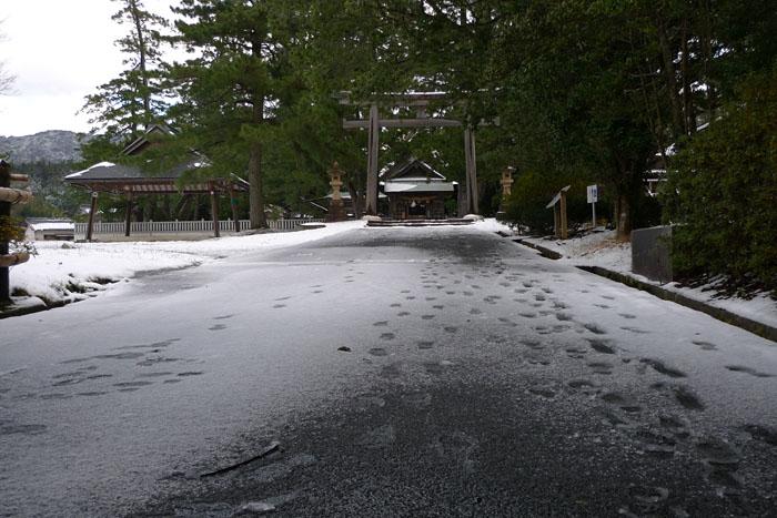 水若酢神社  隠岐の島  4
