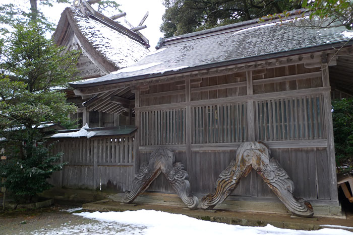 水若酢神社  隠岐の島  15