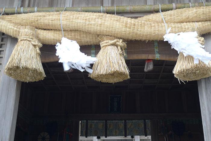 水若酢神社  隠岐の島  8