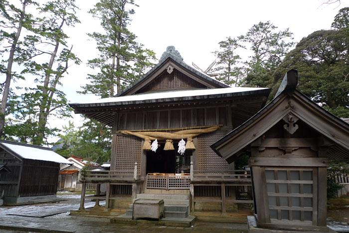 水若酢神社  隠岐の島  9
