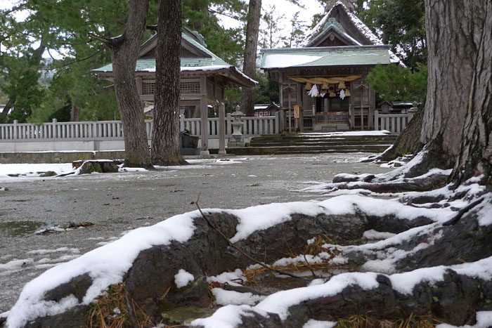 水若酢神社  隠岐の島  6