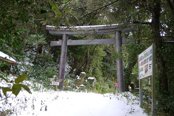 隠岐 焼火神社 3