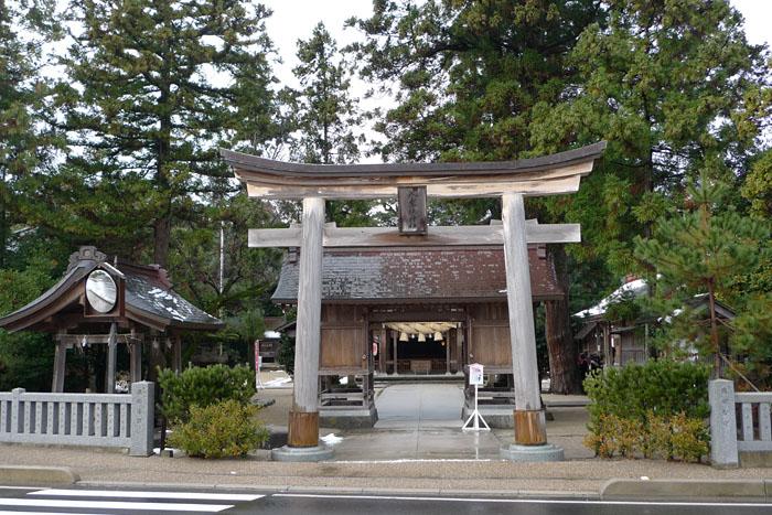 八重垣神社 島根県 2