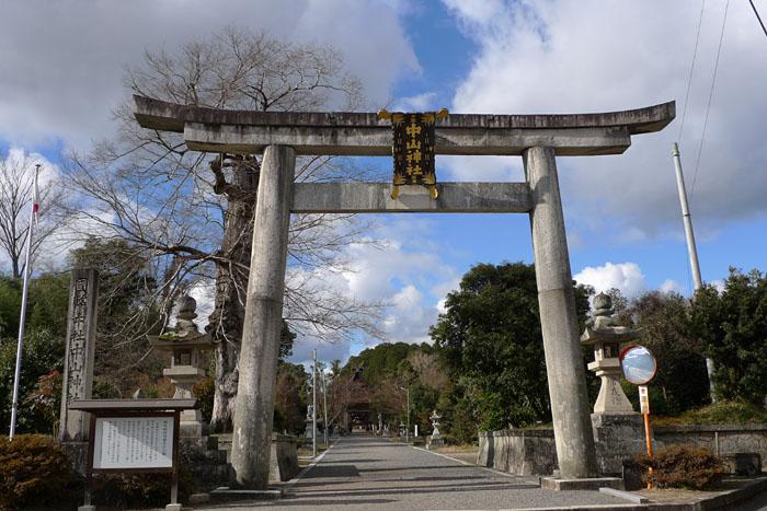 中山神社 岡山県  1
