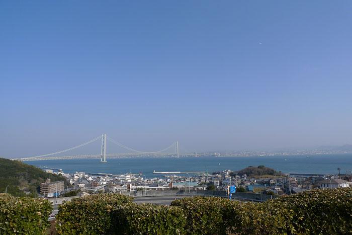 橋を渡って 淡路島 1