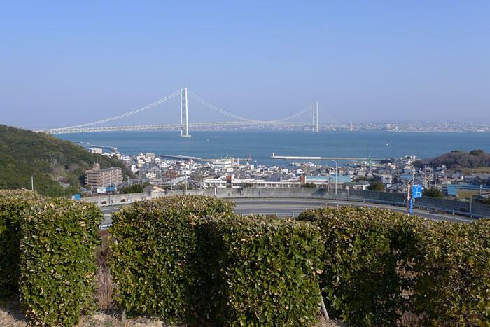 橋を渡って 淡路島 2