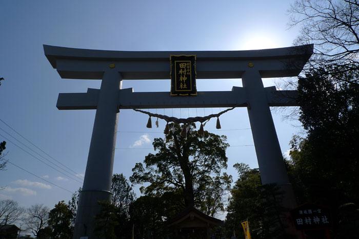 田村神社  讃岐国一宮  1