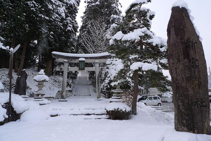 ひだの雪景色 2014 4