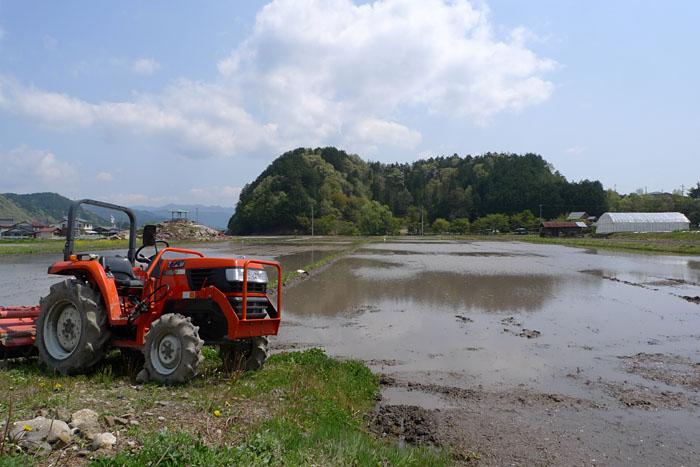 農繁期 2014 ひだ 高山 5