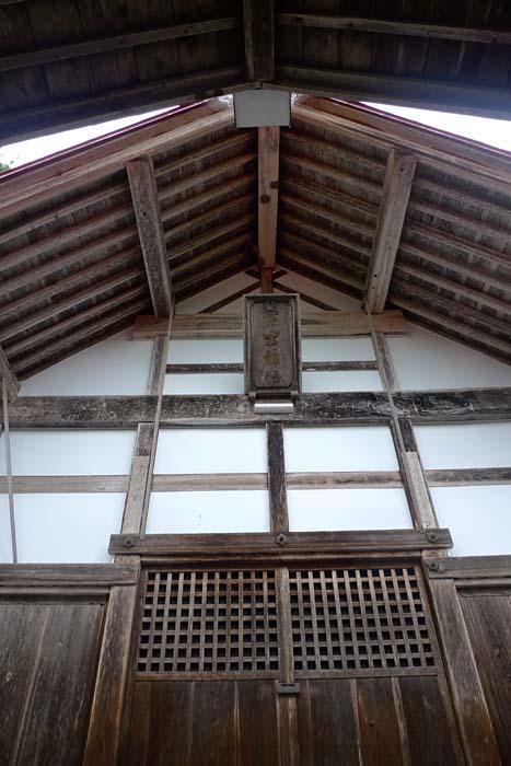 富士神社 飛騨市 河合町 3