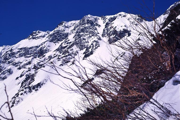奥穂高岳01
