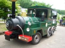 日本昭和村里山バス
