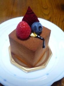 まったり生活があこがれ-ケーキ