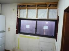 まったり生活があこがれ-キッチン窓